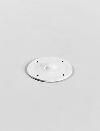 b/s/t PVC Halteteller RAL 7035  Farbe: lichtgrau