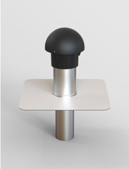 b/s/t ALIT Strangentlüfter WD Premium DN 100 / RL 450 mm