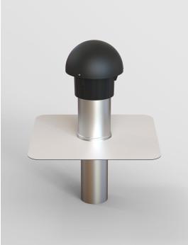 b/s/t ALIT Strangentlüfter WD Premium DN 125 / RL 450 mm