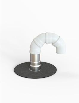 b/s/t ALIT Energiedurchführung KD Bitumen DN 100