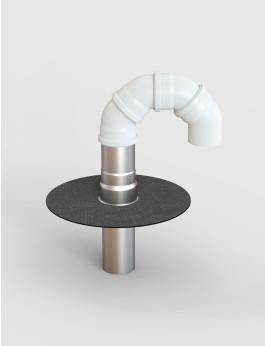 b/s/t ALIT Energiedurchführung Bitumen WD DN 150