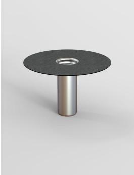 b/s/t ALIT Gully Bitumen DN 70 / RL 450 mm (Aufstockelement)