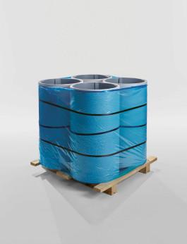 b/s/t PVC-Verbundblech BabyCoil 1m x 30lfm / VE 4 Coils