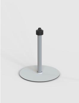 b/s/t PVC Blitzableiterdurchführung mit Grundplatte