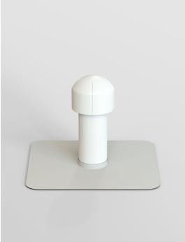 b/s/t PVC Kaltdachentlüfter KD DN 150 inkl. Regenhaube